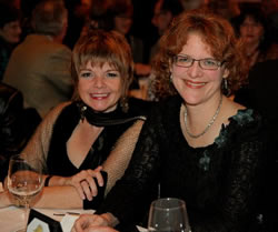 Laura and Karrin Allyson